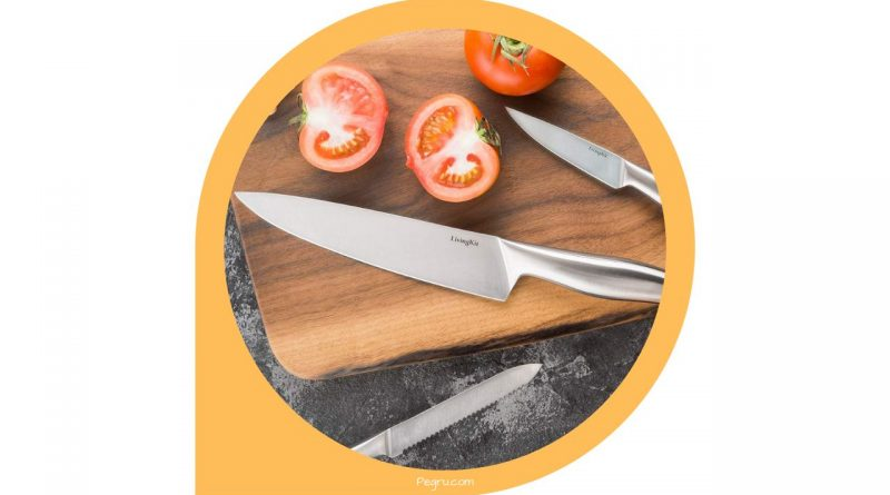 Best Stainless Steel Knife Set mini
