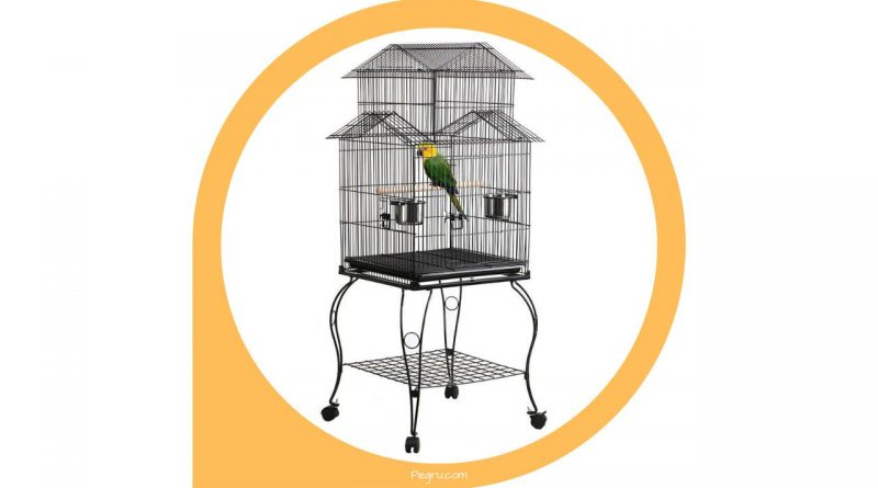 Best bird cage with stand 1