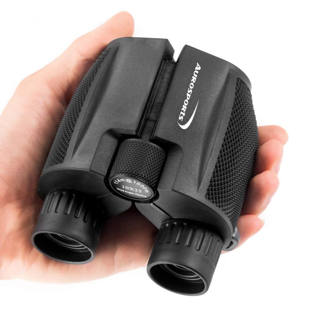 Correct Size of Your Binoculars 1
