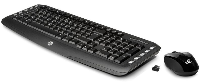 HP Wireless Desktop Keyboard And Mouse 2