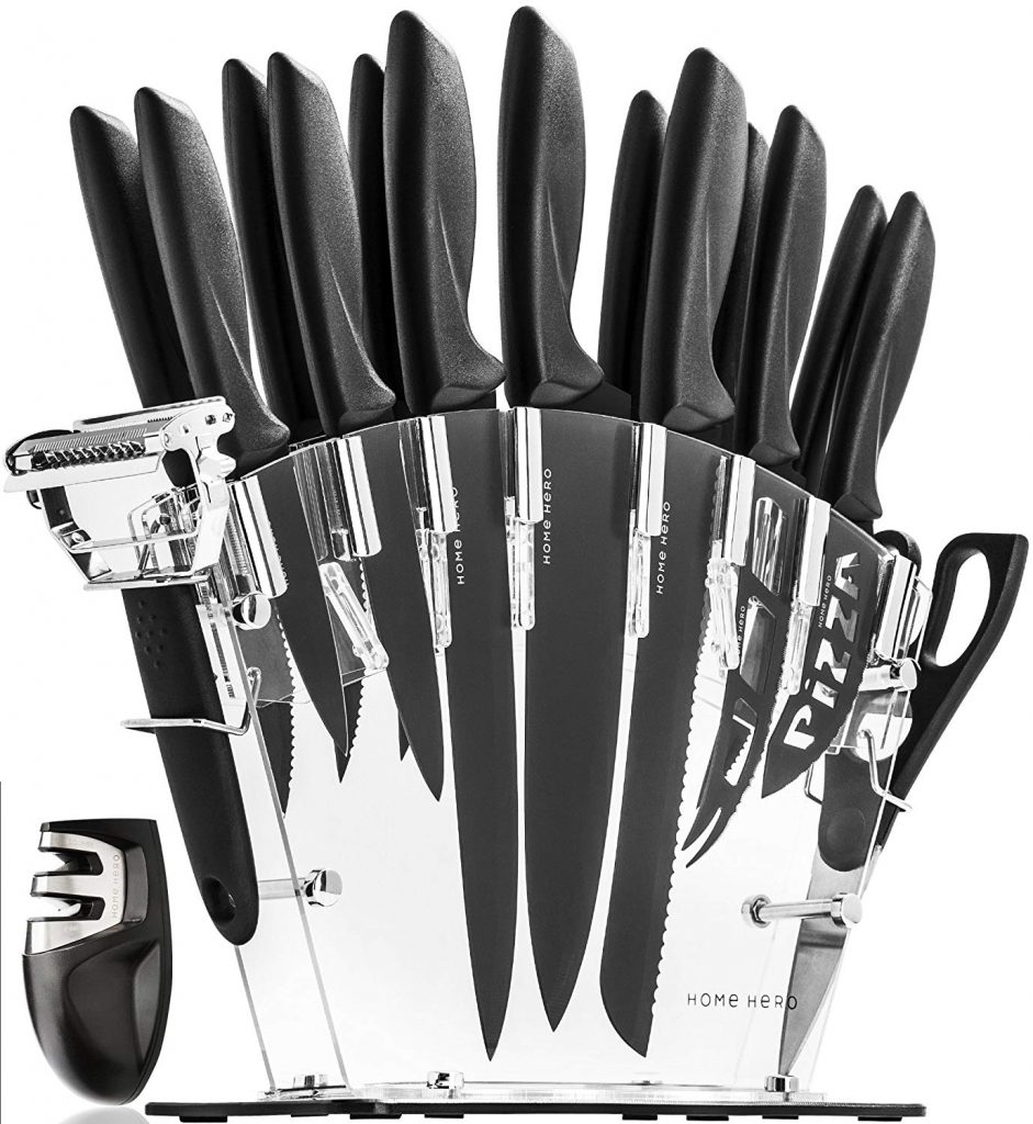 High Carbon Stainless Steel Blades 1