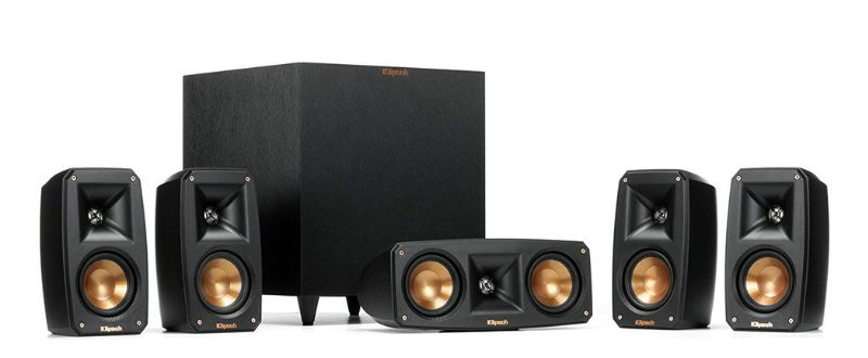 Home Theater With Bluetooth 1