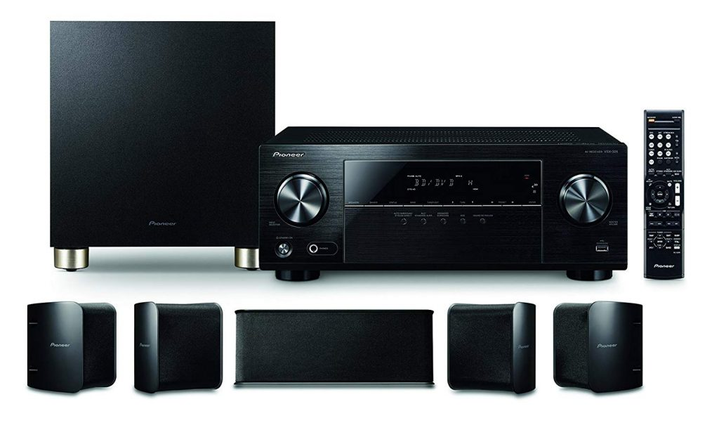 Home Theater With Bluetooth 2
