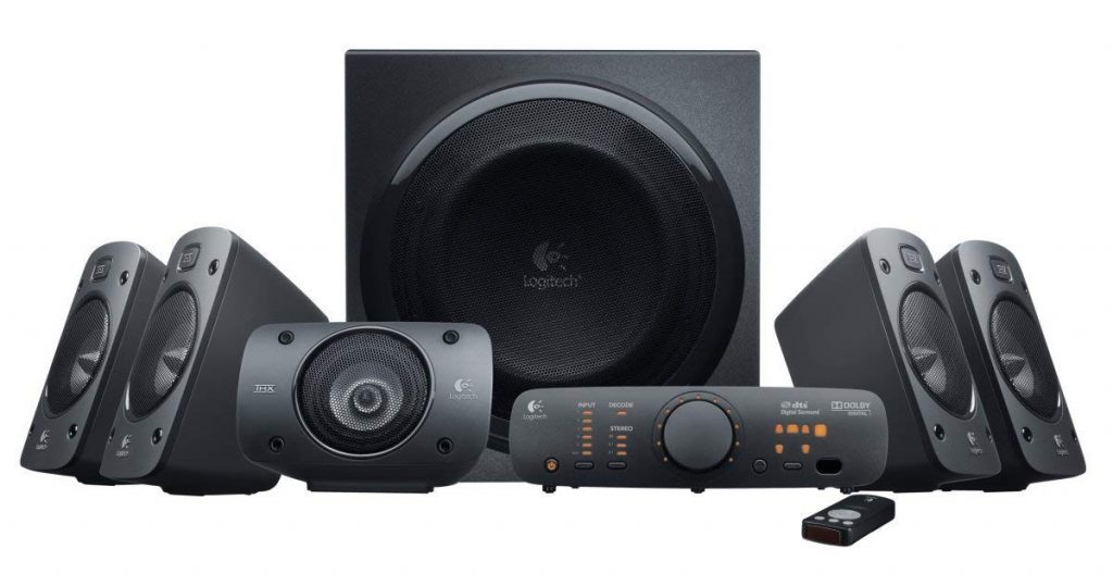 Home Theater With Bluetooth 4
