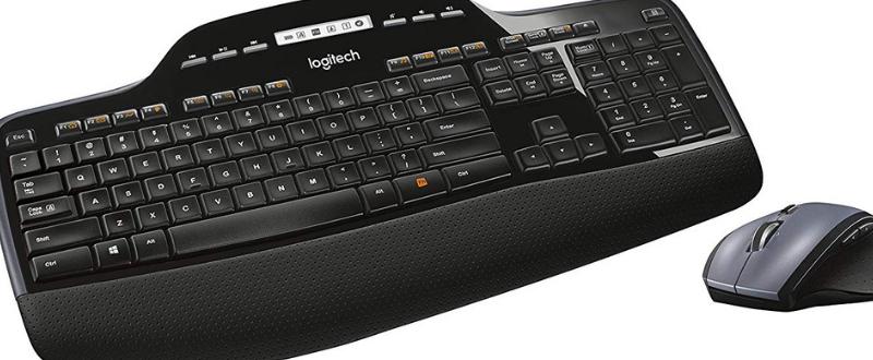 Logitech MK710 Wireless Keyboard With Mouse 1