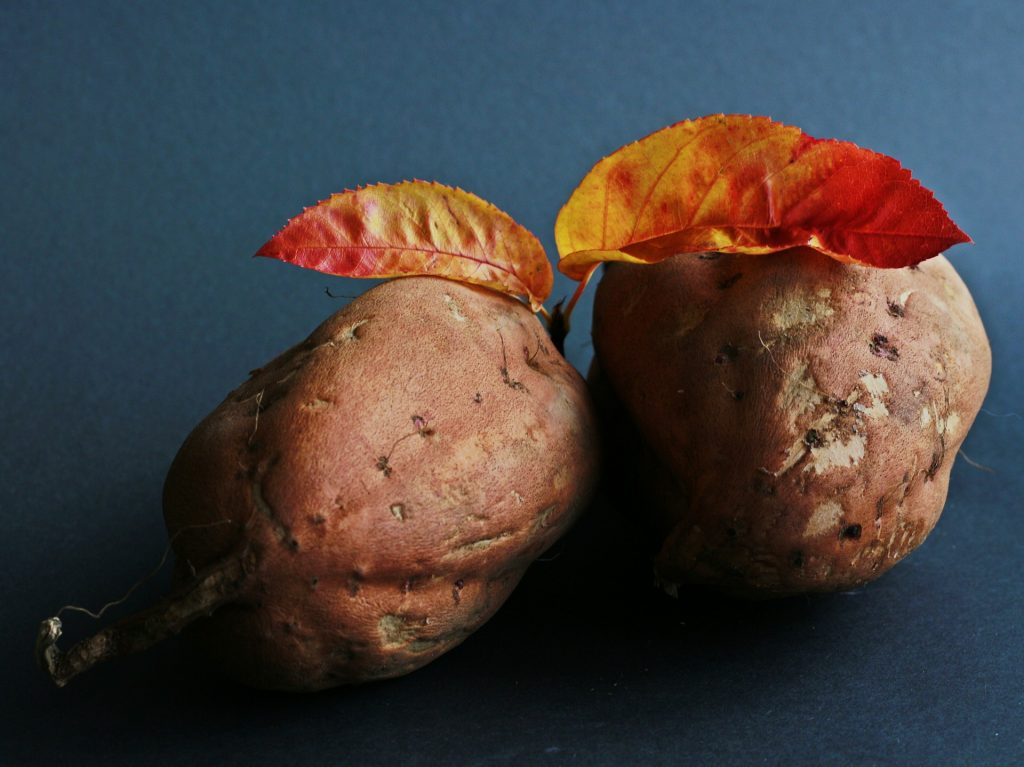Microwave Sweet Potato 2
