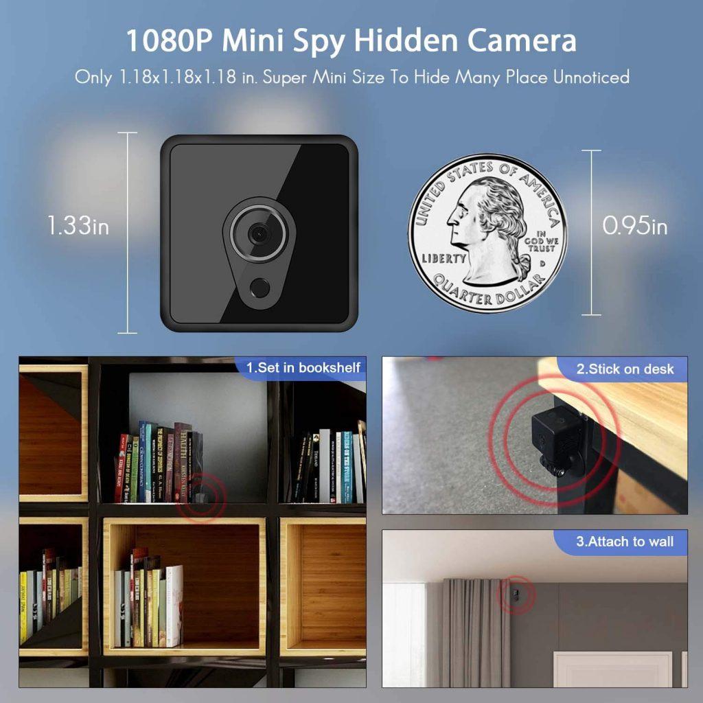 Night Vision Spy Camera 1