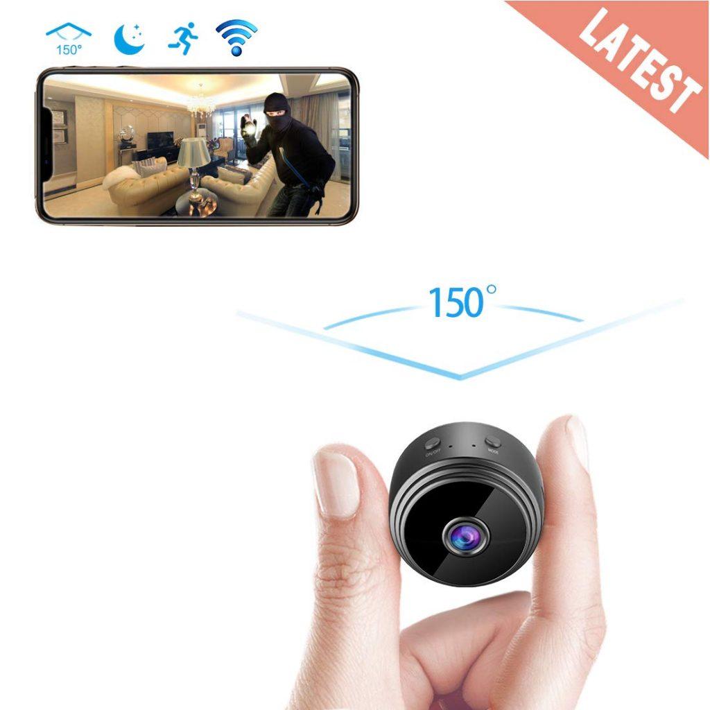 Night Vision Spy Camera 3