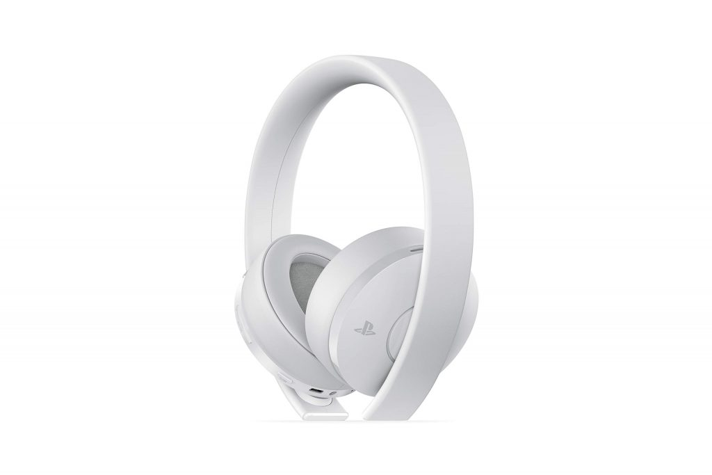 Playstation Gold Wireless Headset 1