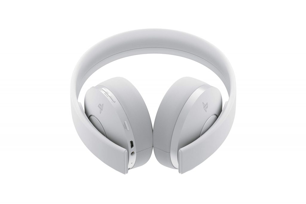 Playstation Gold Wireless Headset 4