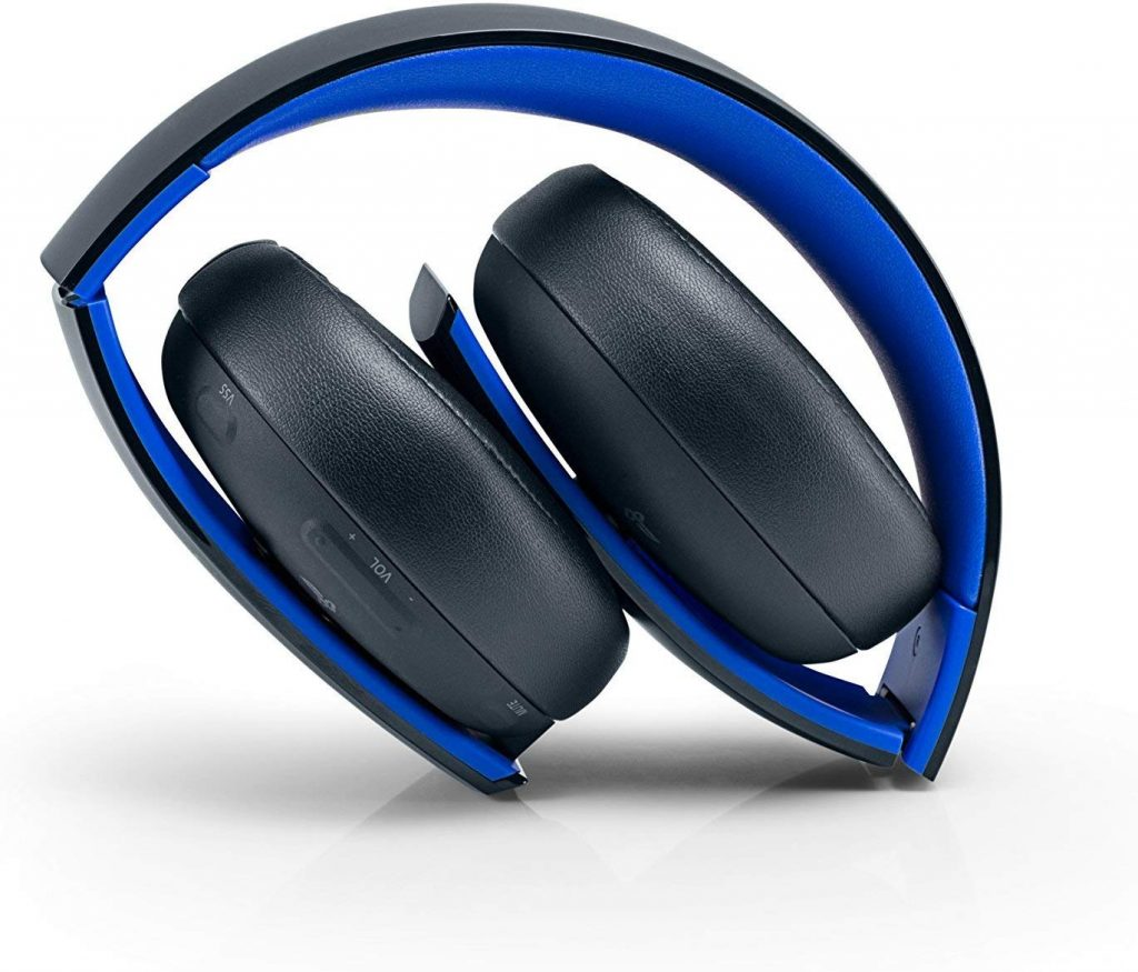 Playstation Gold Wireless Headset 6