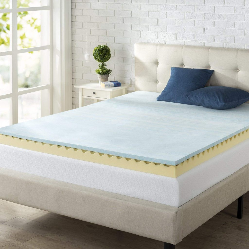 Queen Size Mattress Topper 2