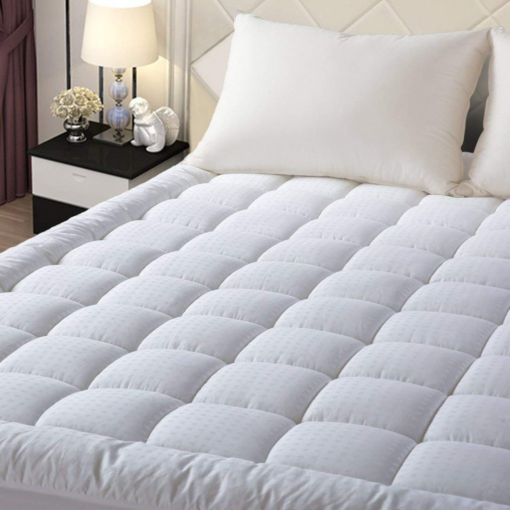 Queen Size Mattress Topper 7