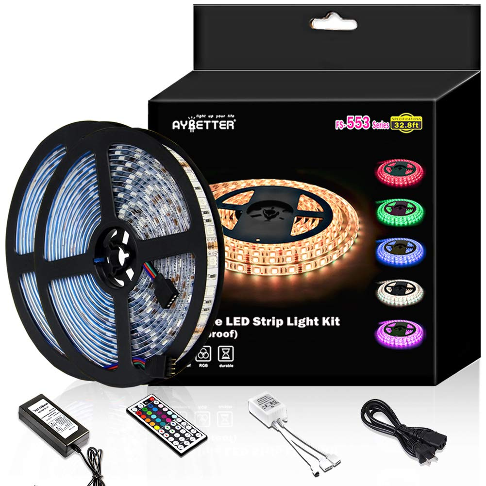 Strip LED Lights 1