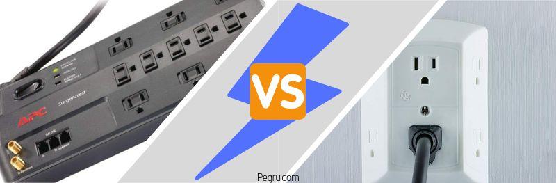 Surge Protector vs Power Strip 1