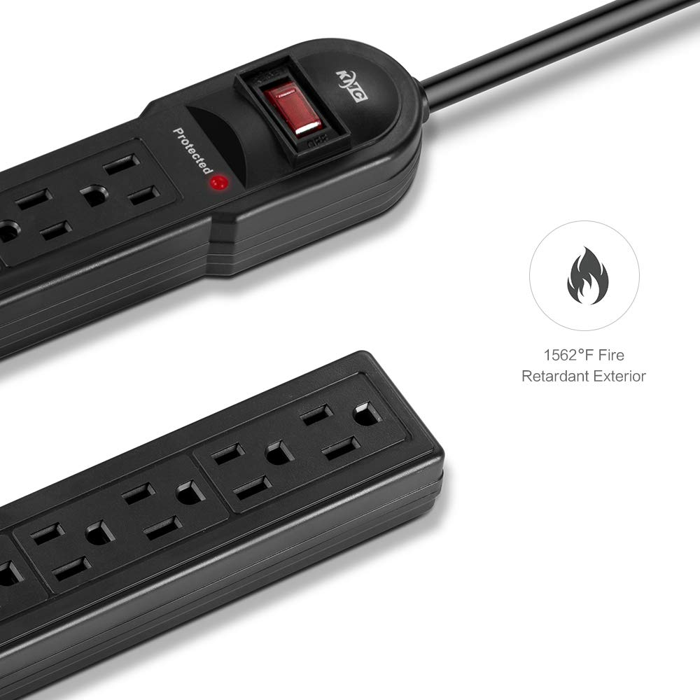 Surge Protector vs Power Strip 6