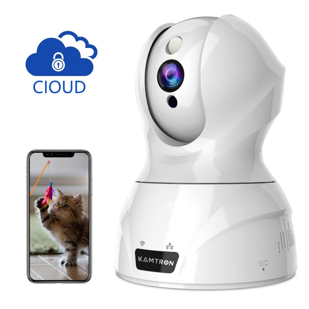 The Best Surveillance Cameras With App Connection