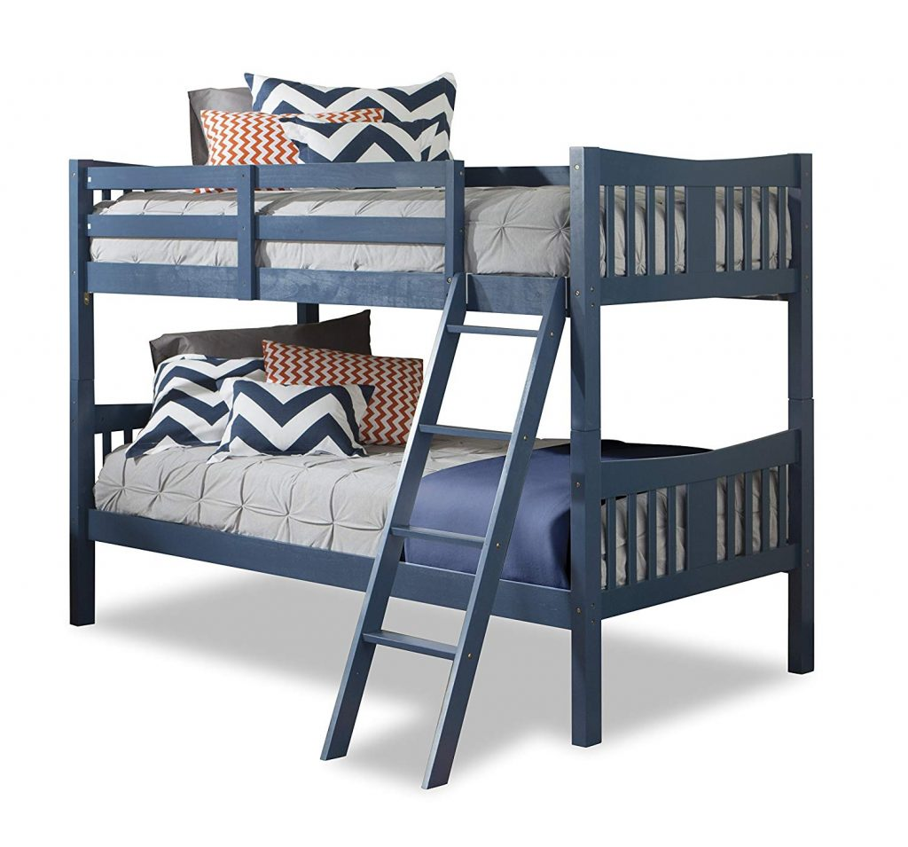 Twin Bunk Bed 1