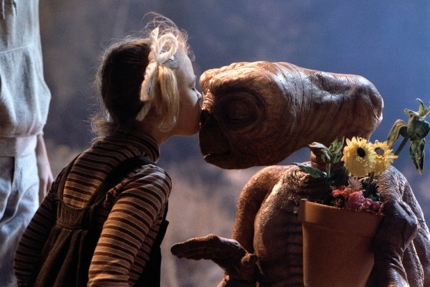 best sci fi movies E.T. The Extra-Terrestrial
