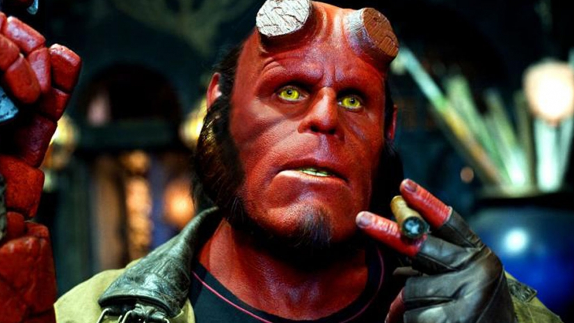 best sci fi movies Hellboy