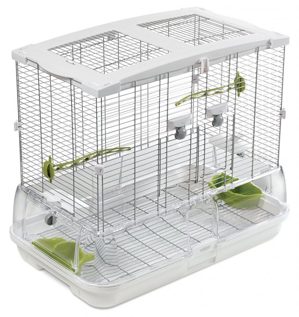 bird cage with stand 3