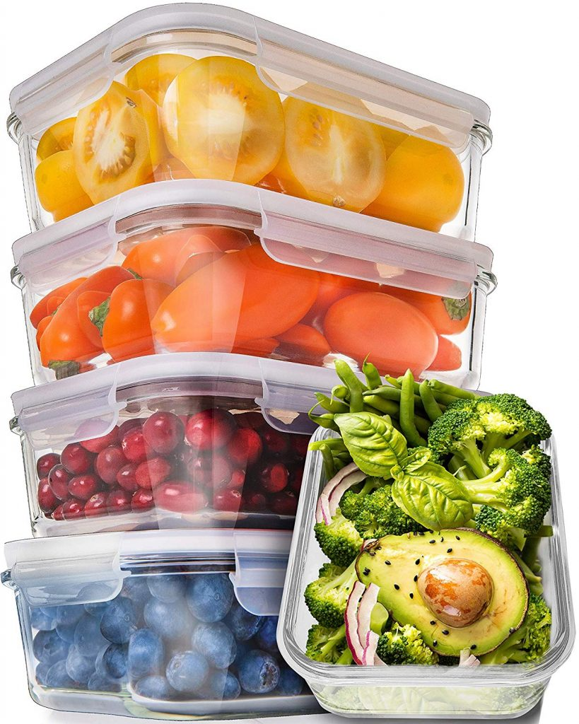 glass meal prep containers 1