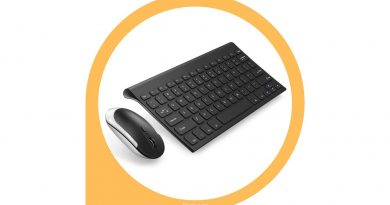 wireless keyboard with mouse mini