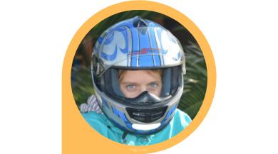 Bluetooth Speakers For Motorcycle Helmet (mini)