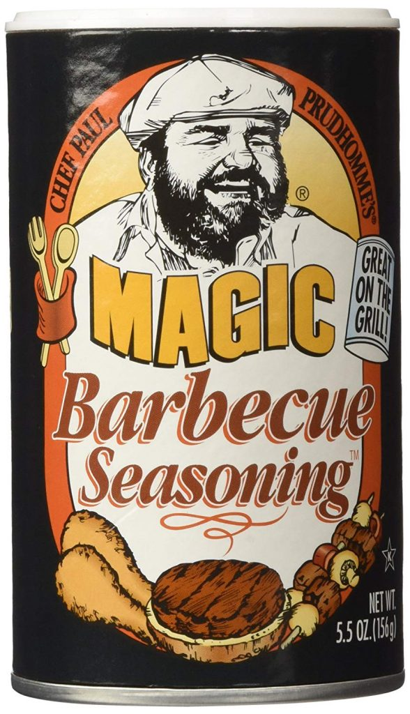 Magic Barbecue Seasoning