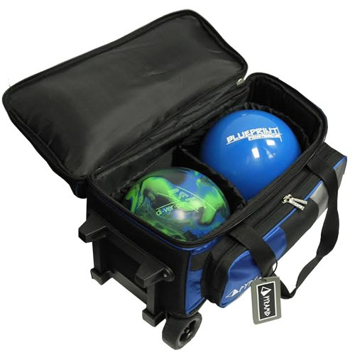 Pyramid Path Deluxe Double Roller Bowling Bag 1