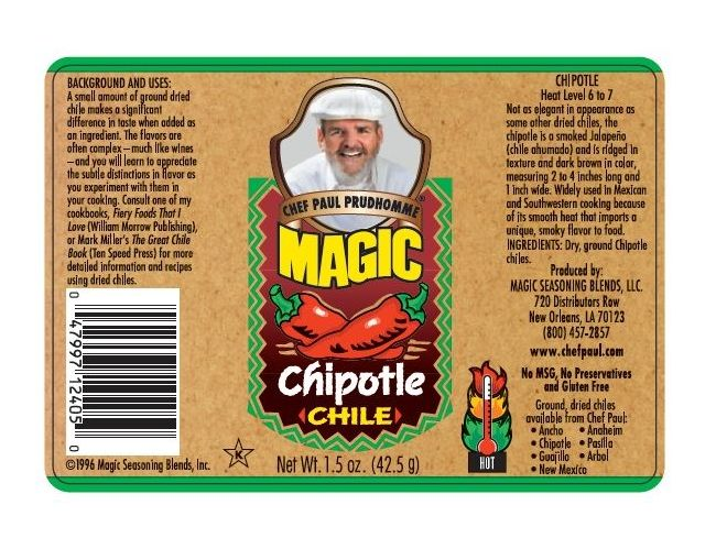 magic Chipotle seasoning