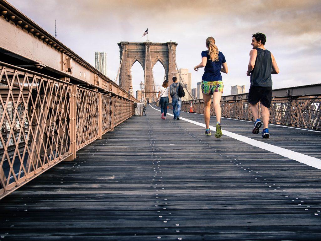 running in brooklyn