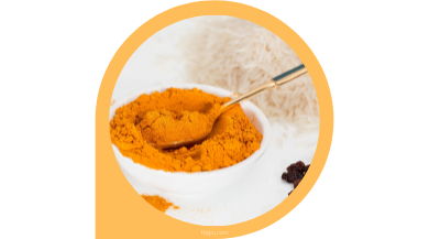 what are the benefits of turmeric pegru